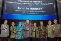 Simak! Menteri Darmin Tagih Janji OJK Permudah Proses Izin IPO