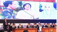 Jokowi: Kalau Saya Pandang Raisa, Bisa Lebih <i>Trending</i> Lagi!