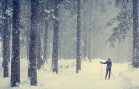 Penting Buat Anak Gunung! Ini Cara & Tips Hadapi Badai Salju