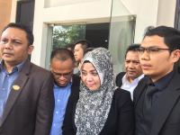 Khairil Anwar Mau Lapor Polisi, Muzdalifah Malah Nyantai