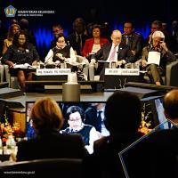 IMF Proyeksi Ekonomi Dunia 2018 Tumbuh 3,7%, Sri Mulyani: Waspada Risiko Global!
