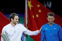Kandaskan Rafael Nadal di Final Shanghai Masters 2017, Roger Federer: Saya Tidak Terkejut