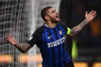 Cetak Gol Kedua, Icardi Bawa Inter Kembali Ungguli AC Milan