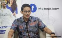 Soal Reklamasi Pantai Jakarta, Ini Kata Wagub DKI Sandiaga Uno