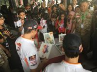 Sempatkan Waktu ke Indonesia, Marquez dan Pedrosa Dapat <i>Surprise</i> dari <i>Fans</i>