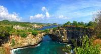 BACKPACKER DIARY: One Day Trip ke Nusa Penida! Nikmati Suguhan Karang Menakjubkan, Laguna dan Pantai Surgawi