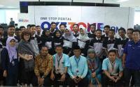 Keren! Tambah Wawasan Jurnalistik Online, Puluhan Siswa SMK Lampung Kunjungi Kantor Redaksi Okezone