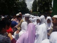 Datangi 3 Pesantren di Lombok, Habib Ahmad Jindan Perkenalkan Majelis Dzikir Al Ittihad Perindo