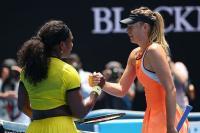 Masih Sanggup Berlaga, Maria Sharapova Sebut Persaingannya dengan Serena Williams Belum Usai