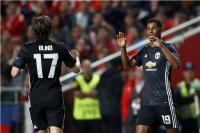 Lewat Tendangan Bebas, Rashford Pecahkan Kebuntuan Man United