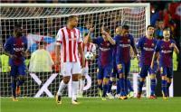 Bantai Olympiakos 3-1, Barcelona Semakin Nyaman di Puncak Klasemen Grup D Liga Champions 2017-2018