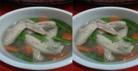 URBAN FOOD: 3 Resep Sarapan untuk Anak Kos di Tanggal Tua, Sup Sayap Ayam Paling Maknyus