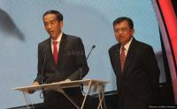 Hebat! 55,7% Warga Puas di 3 Tahun Kepemimpinan Jokowi-JK