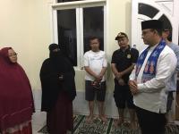 Warga Cipete Utara Tewas saat Banjir, Anies Baswedan Melayat ke Rumah Duka