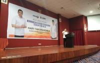 Di Depan Mahasiswa UNM Makassar, Hary Tanoe Beberkan Kisah Jatuh Bangun Dirikan MNC Group