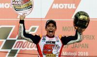 Sukses Puncaki Papan Klasemen Pembalap MotoGP 2017, Marquez Ungkapkan Kunci Keberhasilannya