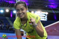 Gregoria Mariska dan Aurum Maju ke Perempatfinal, Indonesia Pastikan 1 Tiket Semifinal di Kejuaraan Dunia Bulu Tangkis Junior 2017