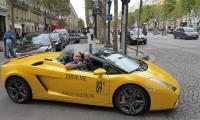 BACKPACKER DIARY: Cuma Rp1,4 Juta, Anda Bisa Berkeliling Paris dengan Lamborghini dan Tak Perlu Ganti Rugi Jika Mobil Lecet!