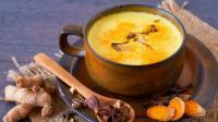 OKEZONE WEEK-END: Kopi Rempah hingga <i>Turmeric Latte</i>, Minuman Kekinian yang Mengandung Rempah