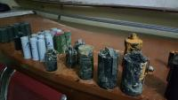 Granat dan Amunisi Ditemukan di Tempat Sampah, Al Chaidar: Jelas Bukan Milik Teroris