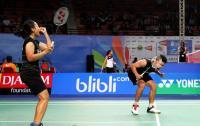 Tumbangkan Wakil Thailand di Perempatfinal Kejuaraan Dunia Bulu Tangkis Junior 2017, Rinov/Mentari: Kami Bisa Atasi Strategi Lawan