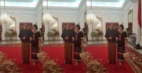 Souvenir Masih Rahasia, Ada Dua <i>Photo Booth</i> Bertema Tradisional Jawa saat Resepsi Pernikahan Kahiyang Ayu-Bobby Nasution