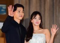 Wih! Song Joong Ki dan Song Hye Kyo Ingin Pernikahannya Berkonsep Outdoor