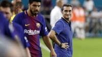 Sambut Malaga di Pekan Ke-9, Valverde: Kualitas Mereka Bukan seperti Tim di Posisi Bontot