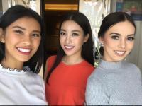 Mulai Karantina Miss World 2017, Achintya Nilsen Dipilih untuk Ceritakan Pemandian Air Panas Alami di Indonesia