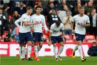 Tampil Gemilang, Tottenham Ungguli Liverpool di Babak Pertama