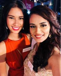 Pernah Bertemu Tak Sengaja di Toilet Bandara, Ini Cerita Seru Achintya Nilsen Satu Kamar dengan Miss India