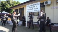 Amankan Pasca Putusan Pilkada Tolikara, Polda Papua Terima Bantuan 200 Brimob dari Maluku Utara.