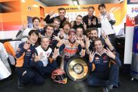 Juara MotoGP Australia 2017, Marquez Lebih Senang Miliki Keunggulan 33 Poin atas Dovizioso