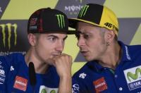 SPORTPEDIA: Pertama Kali di Putaran Kedua MotoGP 2017, Valentino Rossi Finis di Depan Vinales