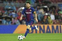 Koleksi 11 Gol, Lionel Messi Jadi Top Skor Sementara Liga Spanyol 2017-2018