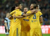 Khedira Cetak <i>Hattrick</i>, Juventus Hajar Udinese 6-2