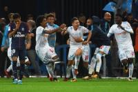 Hasil Pertandingan Marseille vs PSG, Kedua Tim Berbagi Angka di Stade Velodrome