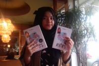 <i>Yuk</i> Kenalan dengan Putri Azahra, Siswi SMP yang Novelnya Sukses Pukau Jutaan Pembaca