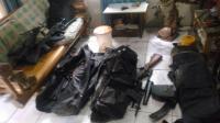 Ini Rentetan Senjata yang Ditemukan di Rumah Terduga Teroris Tangerang