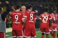 Hasil Pertandingan Borussia Dortmund vs Bayern Munich, Die Roten Permalukan Tim Tuan Rumah