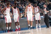 Kian Superior di NBA 2017-2018, Rockets Hempaskan Tuan Rumah Pacers 118-95