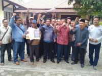 Kasmui, Sumaryo, Sudiyono : Rekapitulasi Suara Pilkades Sidaharja Sah!