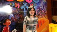 Penuh Pesan Moral, Ify 'Blink' Terkesima dengan Film Garapan Disney-Pixar, Coco