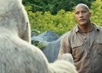 Trailer Film Rampage Dirilis, Dwayne Johnson Saksikan Sahabatnya Hancurkan Kota