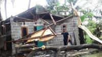 Disapu Angin Puting Beliung, Satu Sekolah dan 15 Rumah Warga di Tangerang Rusak