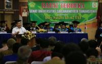 Hary Tanoesoedibjo Berbagi Pandangan Kebangsaan di UST Yogyakarta