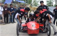 Mahasiswa ITK Balikpapan Luncurkan Mobil Listrik