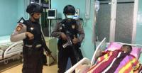 Kabur dari Lapas Kelas II B Meulaboh, Ansari Ambruk Ditembak Polisi