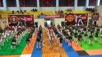 Jaring Atlet Muda Tarung Derajat Potensial, PB Kodrat Gelar Kejurprov di Kota Batu
