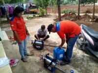 Konsisten! Rescue Perindo Jatim Kembali Mem-<i>Fogging</i> Ratusan Rumah di Tuban